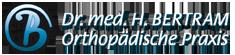 Dr. med. Hendrik Bertram – Facharzt für Orthopädie Logo